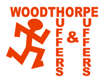 Woodthorpe Huffers and Puffers running club logo